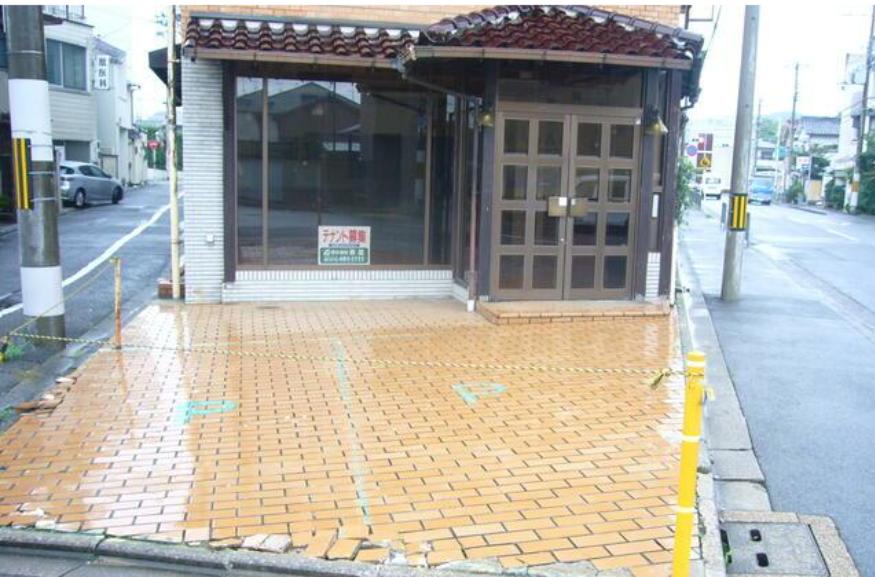 烏丸通りに面す北大路駅1分の駐車場スペース3台無料 物件★