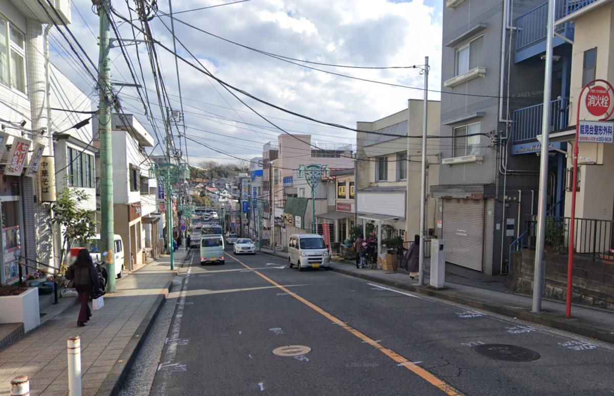 【能見台駅】徒歩2分/人通りが多い道路に面してます!