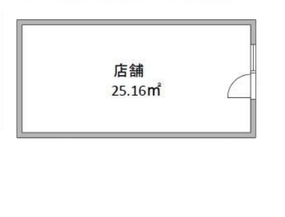 【六郷土手駅】徒歩2分/商店街沿いの7.61坪の物件!!