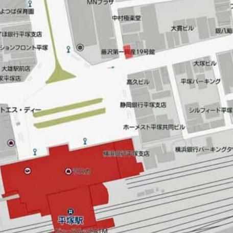 【平塚駅】徒歩1分/ロータリー目の前の物件です!