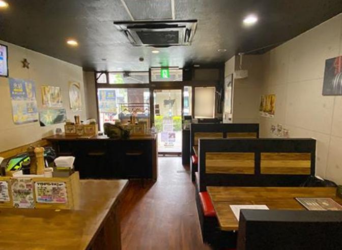 【新杉田駅】徒歩3分!ステーキ屋の居抜き!14,1坪!