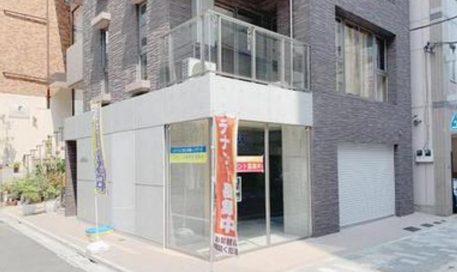 【東日本橋】駅徒歩2分/路面/重飲食可の綺麗な物件です/スケルトン