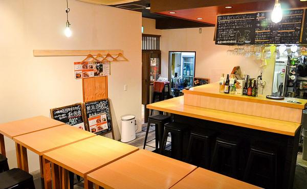 【目黒駅スグ!】日本酒バルの居抜き/なかなか出てこない希少エリアです!
