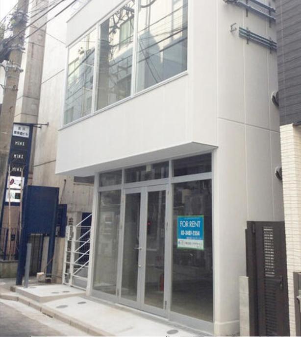 【表参道】徒歩1分!軽飲食やテイクアウト用店舗に!