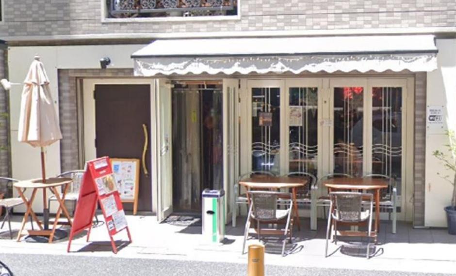 【カフェ居抜き】関内駅徒歩5分!希少なテラス席は応相談!