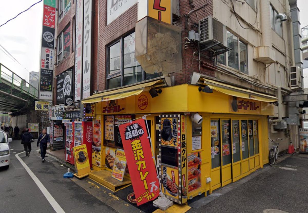 JR山手線【代々木駅】徒歩1分・視認性の良い路面1階店舗!!代々木/飲食店