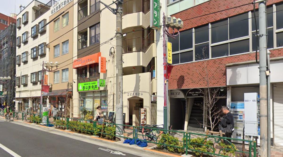 JR山手線【鶯谷駅】徒歩3分・デリバリー専用店舗、工事不要です!!鶯谷駅/デリバリー