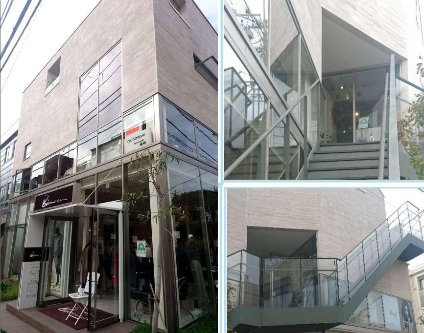 【自由ヶ丘駅】デザイナーズ/大きな窓が魅力です!