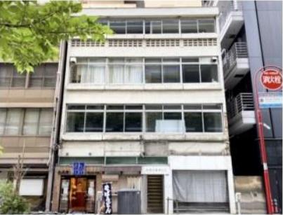 東京メトロ銀座線【京橋駅】徒歩1分!!