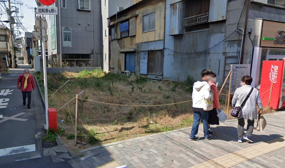 【新築】JR山手線【駒込駅】徒歩4分!!新築物件のテナント募集!!駒込/スケルトン