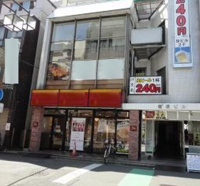 【西川口駅】徒歩1分/人通り多い好立地物件/2階/スケルトン
